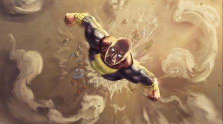 DC FanDome: Black Adam nos da su primer vistazo
