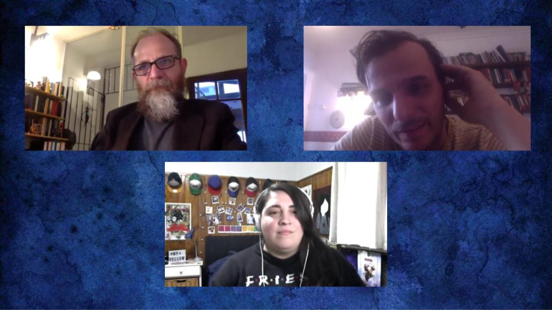 Nocturna: Hablamos con Gonzalo Calzada y Lautaro Delgado