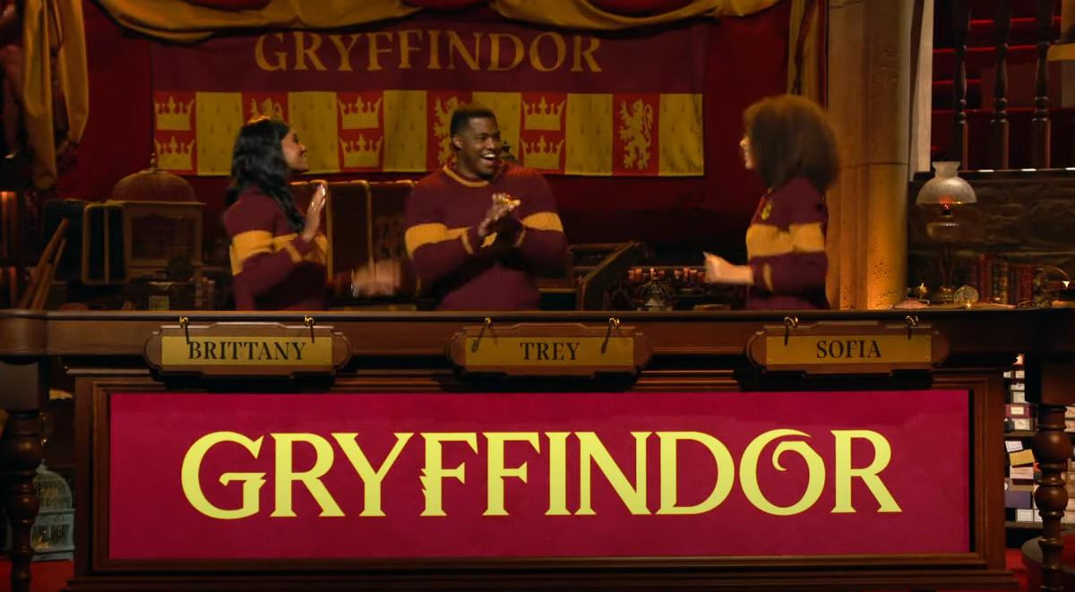 Harry Potter: Hogwarts Houses Tournament estrena su primer adelanto