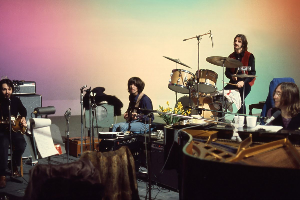 The Beatles: Get Back estrena su trailer completo