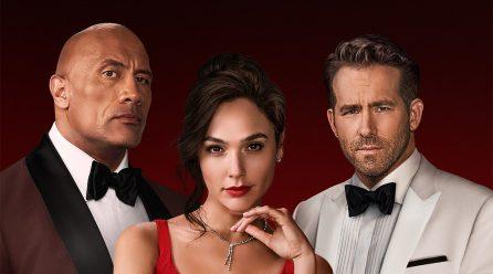 Gadot, The Rock y Reynolds en Alerta Roja – nuevo tráiler de la película más cara de la historia de Netflix