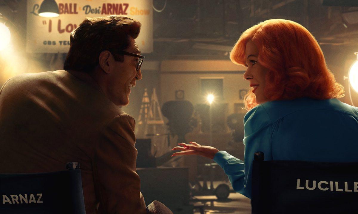 Nicole Kidman es Lucille Ball en el primer trailer de Being The Ricardos