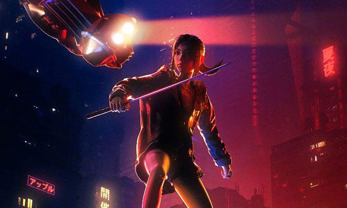 Tráiler final de Blade Runner Black Lotus, el animé original de Crunchyroll