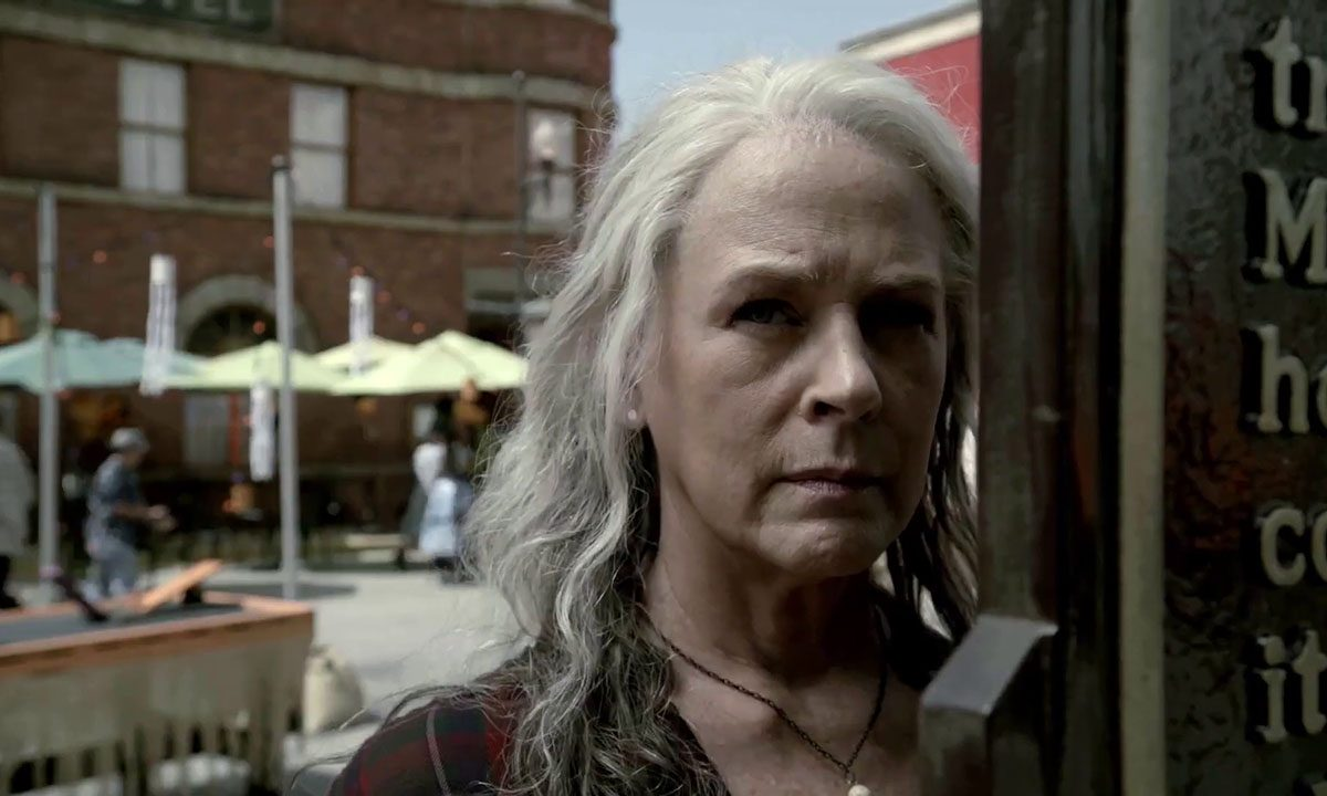 La segunda parte del final de The Walking Dead se estrena en febrero y ya tiene su primer tráiler