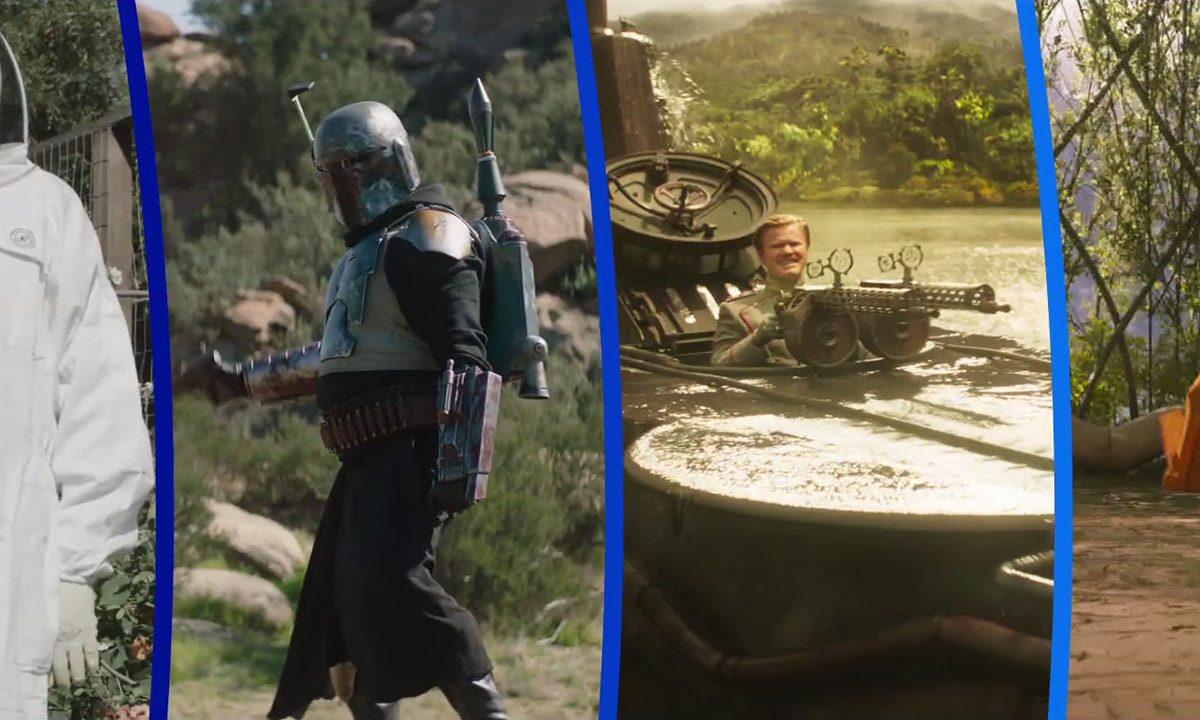 El nuevo tráiler de Disney+ Day anuncia un especial de Star Wars sobre Boba Fett