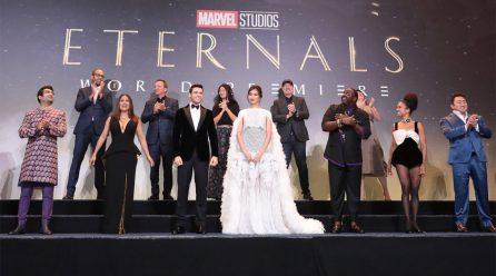 Todo sobre Eternals – premiere, teaser, imágenes y primeras reacciones de lo nuevo de Marvel