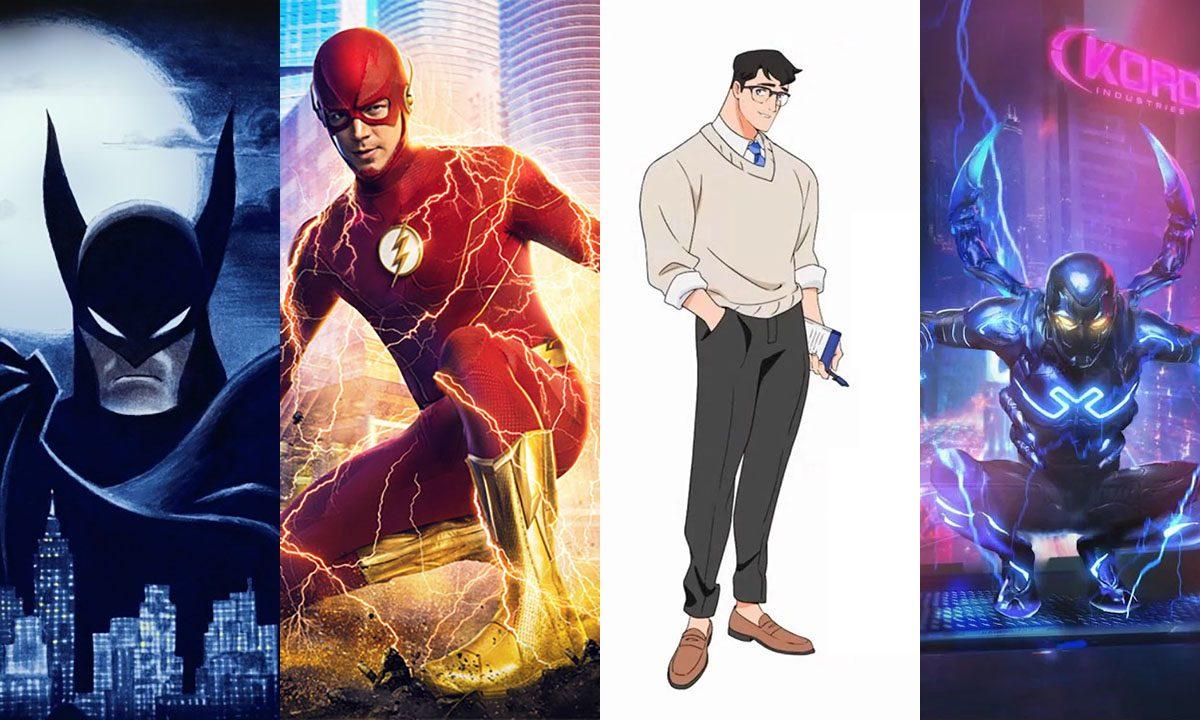 Flash, Superman, Batman y más: 16 noticias que por ahí se te pasaron del evento DC Fandome