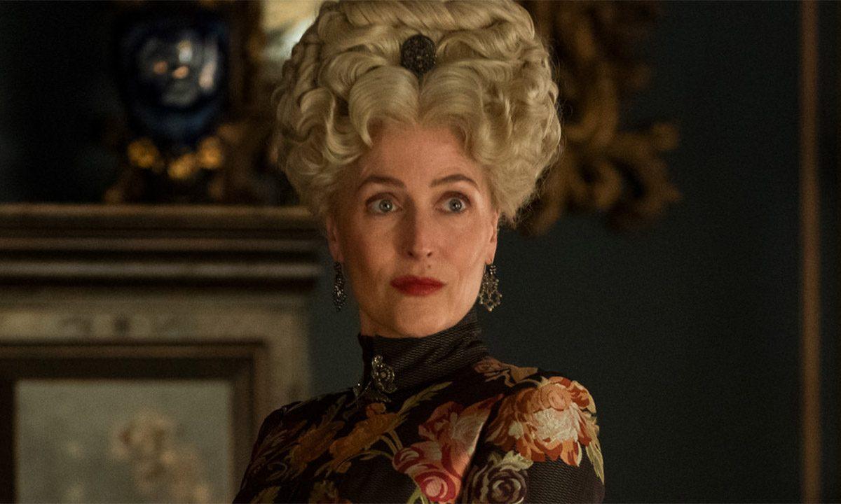 Gillian Anderson se suma a The Great – ¡mirá el primer tráiler de la segunda temporada!