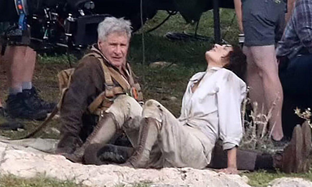 Nuevas fotos filtradas de Indiana Jones 5 parecen confirmar una teoría de los fans