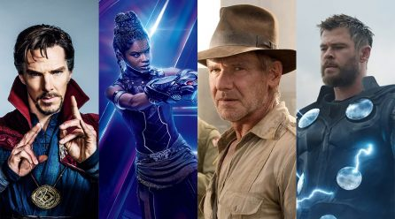 Doctor Strange, Thor, Indiana Jones y más retrasos: Disney cambia por completo el calendario 2022/2023