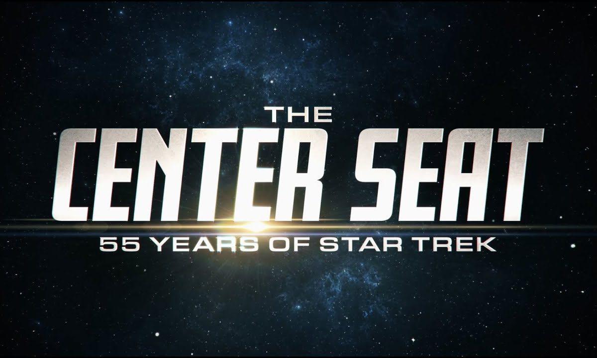 Star Trek: The Center Seat: Trailer de la serie documental