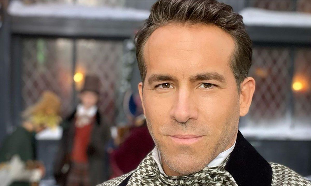 Ryan Reynolds anuncia que se tomará un descanso del cine
