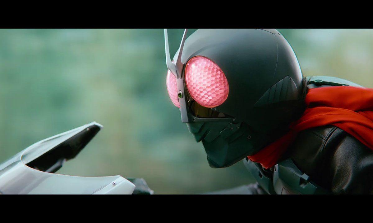 El creador de Evangelion, Hideaki Anno, presenta el primer teaser de su película Shin Kamen Rider