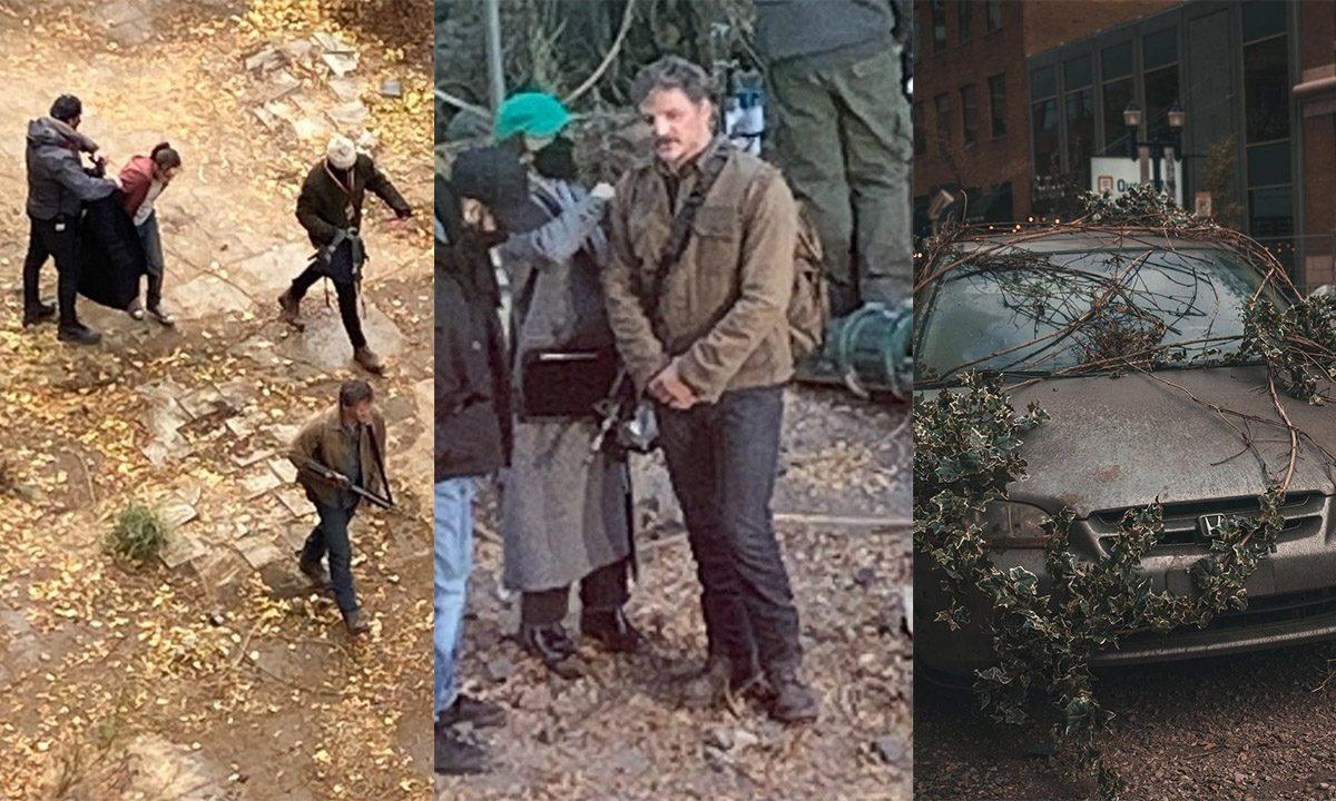 The Last of Us – se filtran fotos y videos desde el set de la serie de HBO basada en el juego de PlayStation