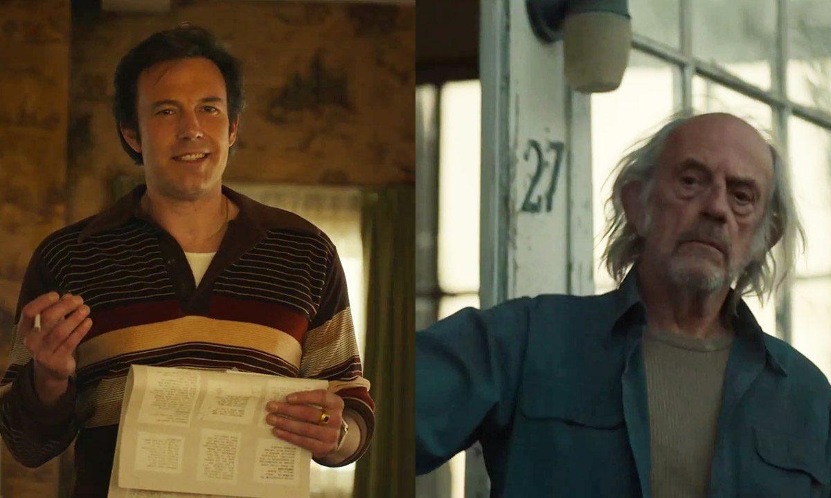 Christopher Lloyd y Ben Affleck se lucen en el tráiler de The Tender Bar, lo nuevo de George Clooney