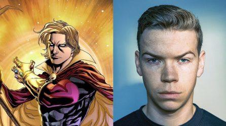Will Poulter será Adam Warlock en el MCU – ¿por qué es tan importante este personaje?