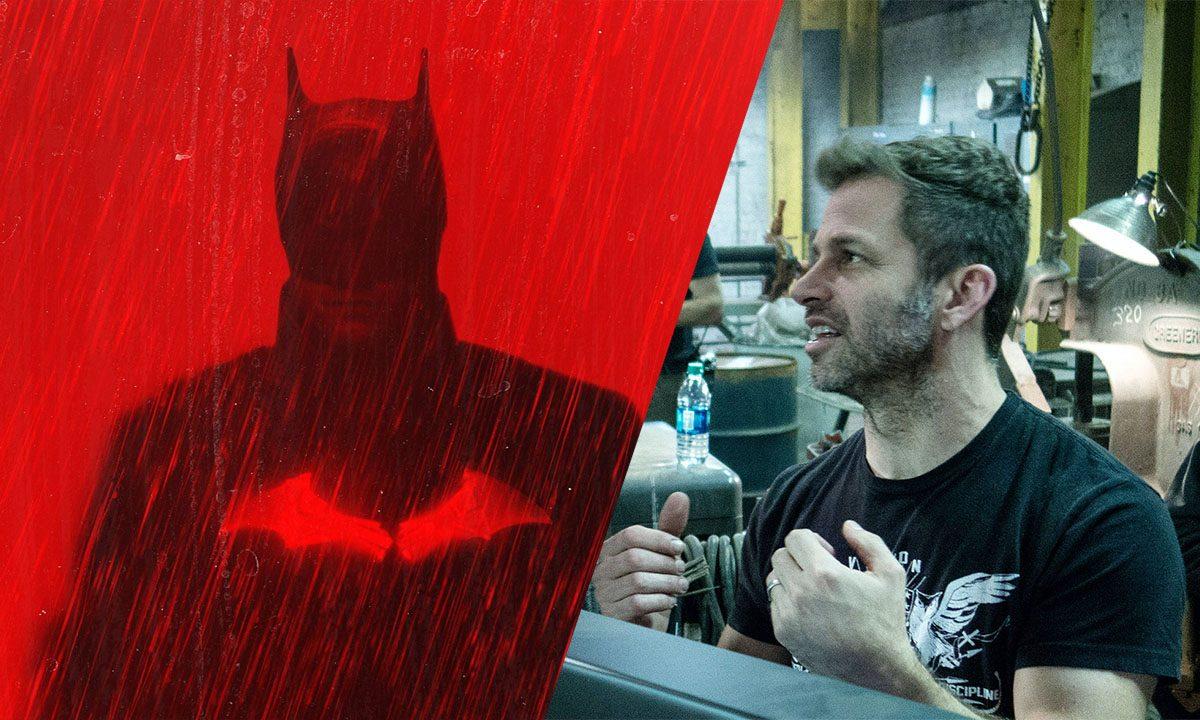 Zack Snyder felicita a Matt Reeves por el tráiler de The Batman
